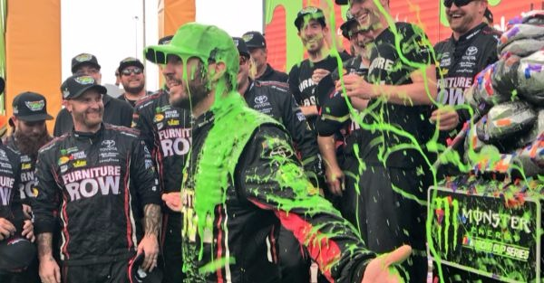 NASCAR's weekend playoff performance on TV was worse than anyone imaged