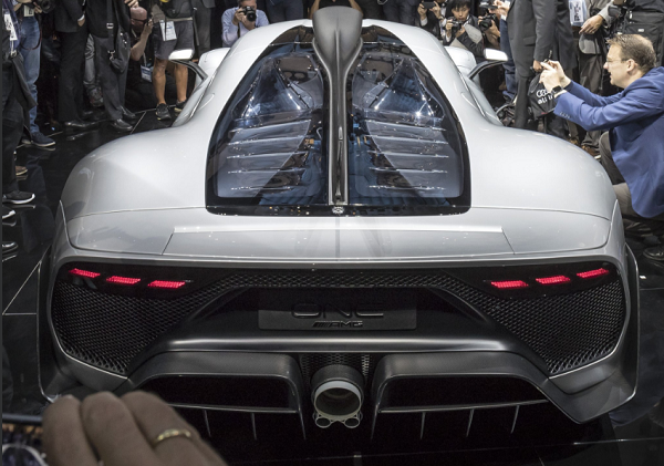 The Mercedes-AMG Project One hypercar is simply flabbergasting — and expensive