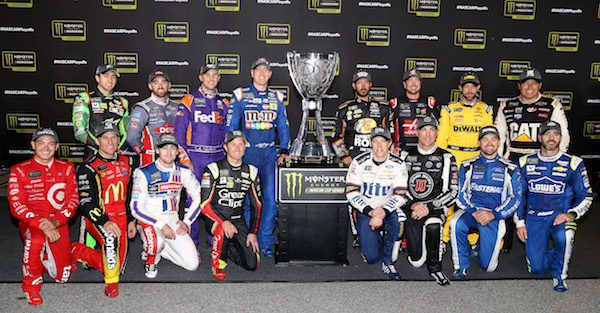 Here are the four drivers who were eliminated from the NASCAR playoffs