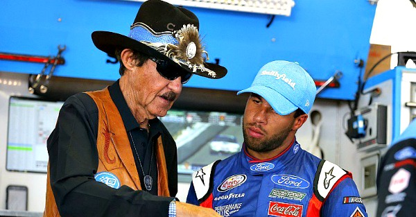 Bubba Wallace and RPMotorsports receive major sponsorship news heading into 2018