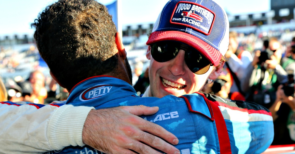 Teams smell blood in the water, reportedly targeting one of NASCAR's top young drivers
