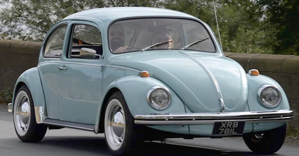 Here's everything you need to know about the People's Car: The Volkswagen Beetle