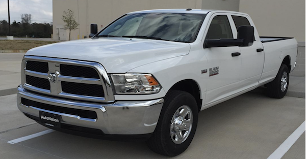 Owners of Ram pickups trucks have just received some dangerous news