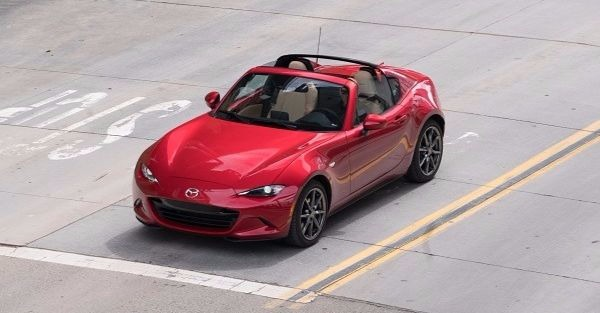 An honest to goodness Mazda MX-5 Miata is included with 'Gran Turismo Sport' Super Bundle package