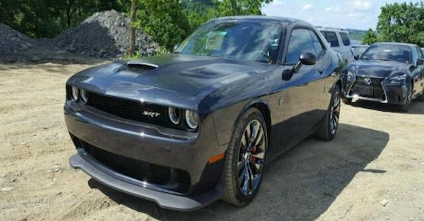 You can get this Hellcat for less than MSRP — if you hurry