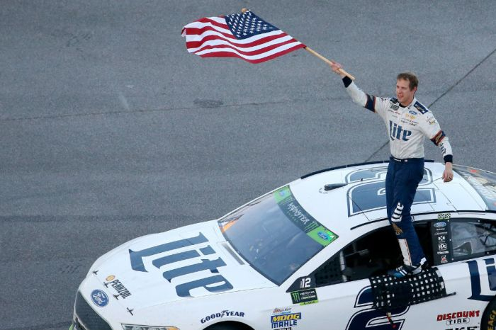 NASCAR gets stunning TV ratings, and it's all for one reason