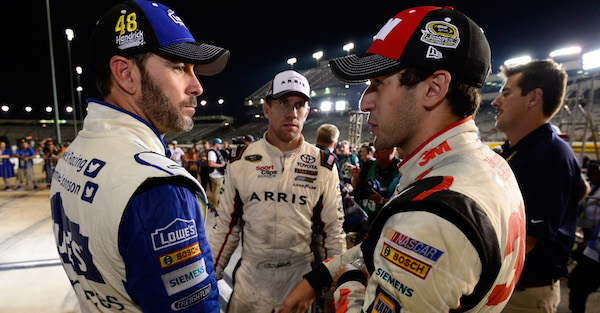 NASCAR driver will receive the Stan Musial Award for sportsmanship