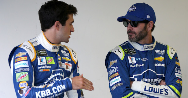 NASCAR driver describes a frustrating year: 'I've never worked so hard for so little'