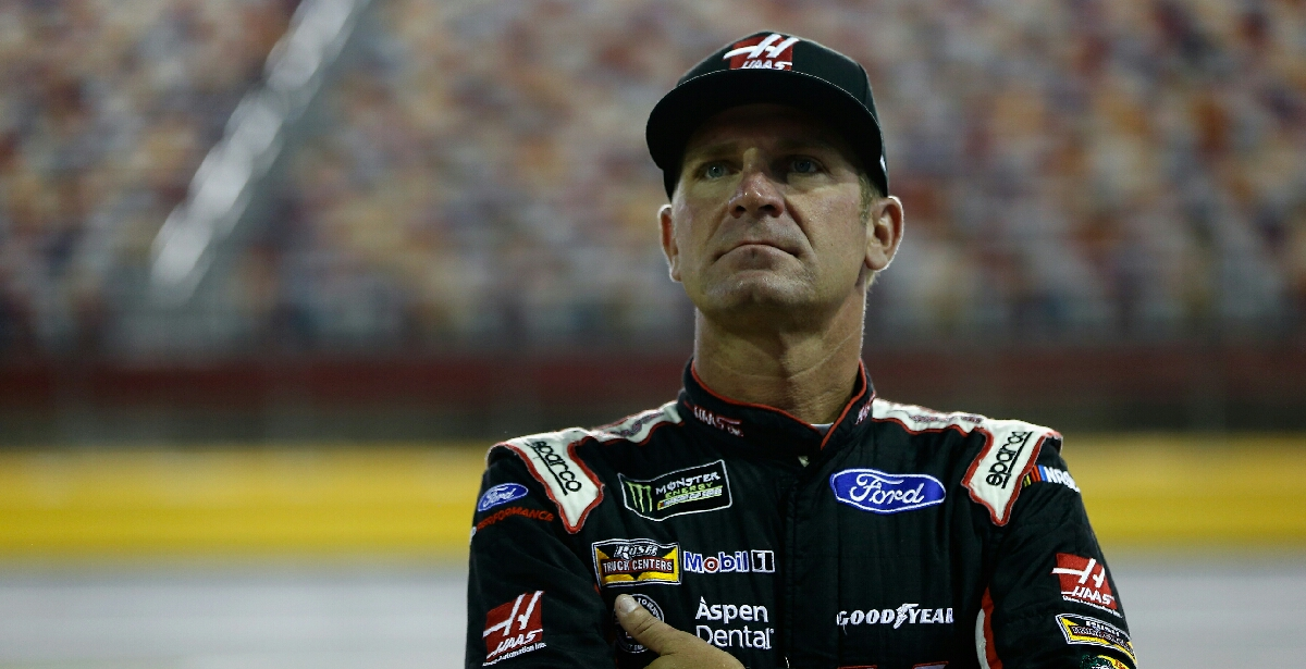 Following a shouting match, Clint Bowyer doesn't exactly give his team a vote of confidence