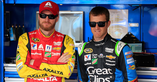 Two NASCAR drivers will reach career milestones on Sunday at Kansas