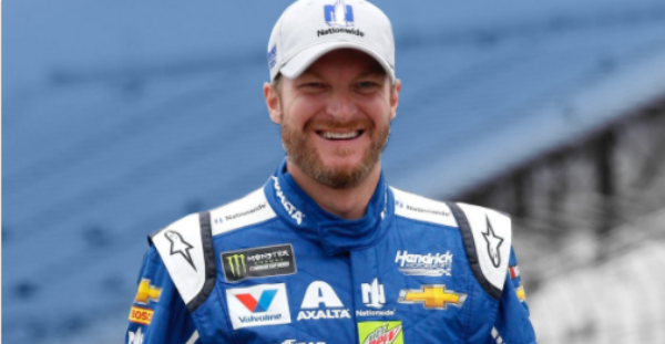 "Dale Earnhardt Jr. ""Completely in Awe"" of This NFL Legend, ""The Best to Ever Do It"""