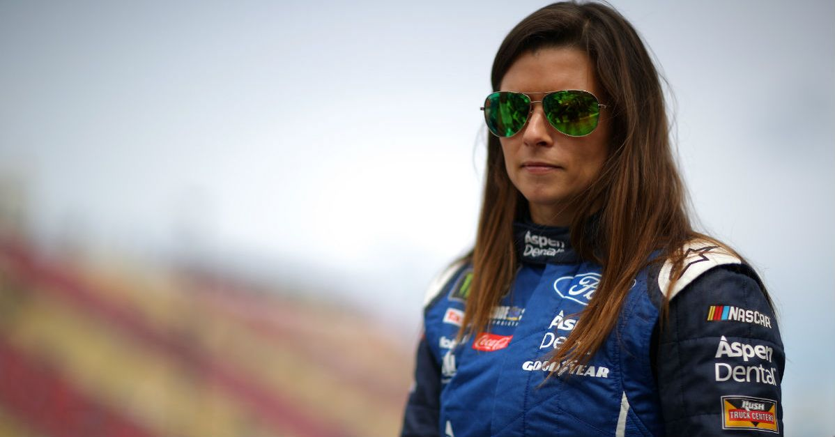 The details about Danica Patrick's final two races are still up in the air