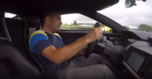 Top Gear's Chris Harris compliments Ford on building a 'special' car