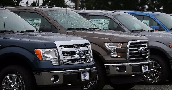 Ford recalls over a million trucks over faulty door latches