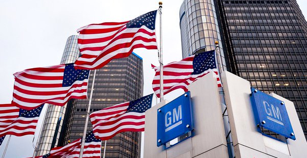 "GM goes after competitor, says it's ""full of crap"""