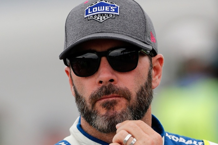 Jimmie Johnson can't shake the curse of the Clash