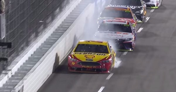 Team Penske crew member admits his mistake cost Joey Logano at Martinsville