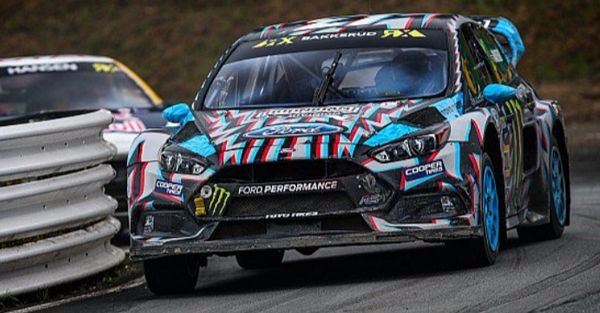 Ford wields the ax and shockingly drops out of a racing championship