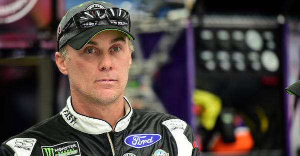 Kevin Harvick says a new rule change moves NASCAR towards the old days