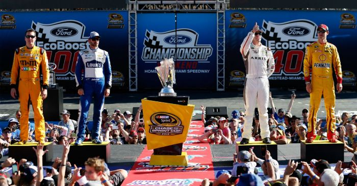 Top former NASCAR driver has given no hint he's ready to return to the track