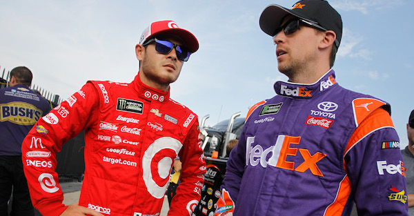 NASCAR's most overlooked contender doesn't mind one bit