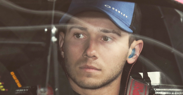 Young driver is making his Cup Series debut at Martinsville