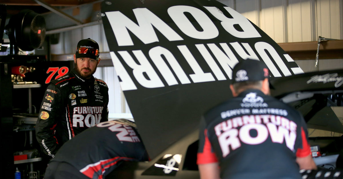Furniture Row may be on the verge of disappearing from NASCAR