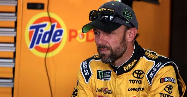Matt Kenseth doesn't care what you think