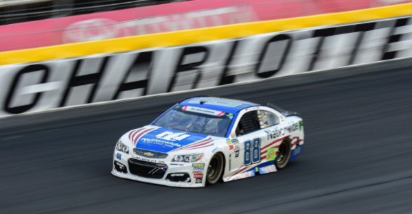 Charlotte weather just got more uncertain, and that's not good for the NASCAR races