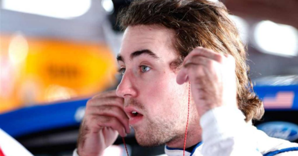 Here's why Ryan Blaney is starting last at Kansas