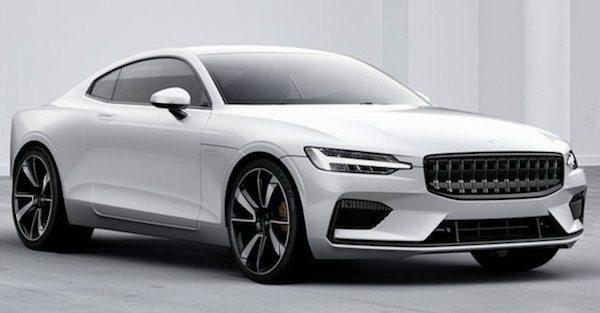 Polestar's first standalone performance car will make a certain competitor sweat