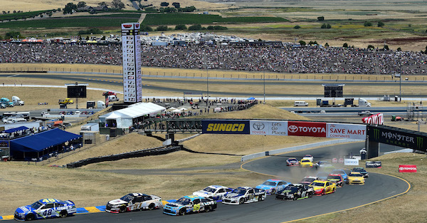 Sonoma Raceway is making a kind gesture to those affected by the California wildfires