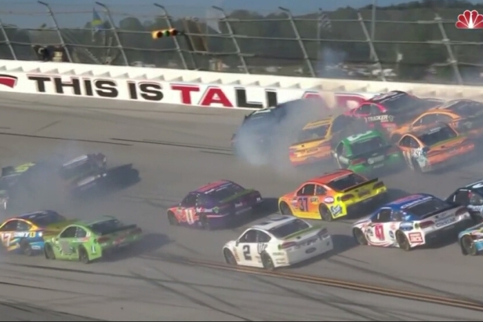 NASCAR gets outstanding TV news, but it comes with a caveat