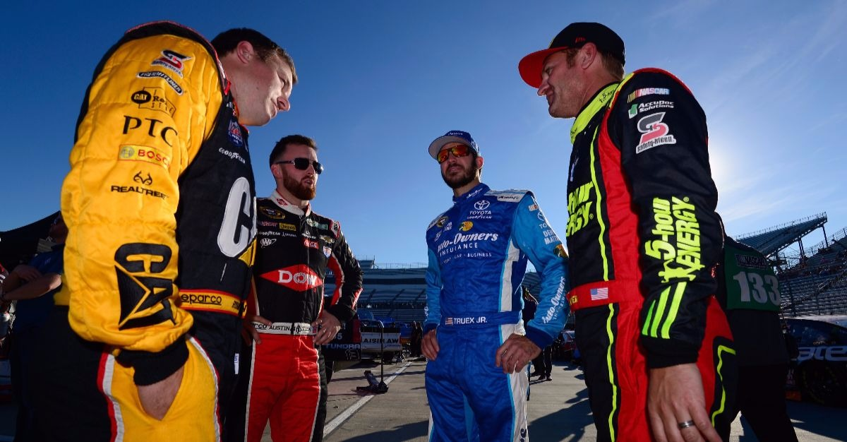 NASCAR comes down on a team with fines and penalties after a top three Martinsville finish