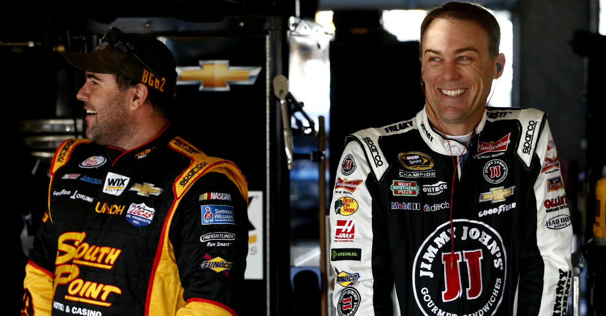 One of NASCAR's longest-tenured drivers stepping back from racing