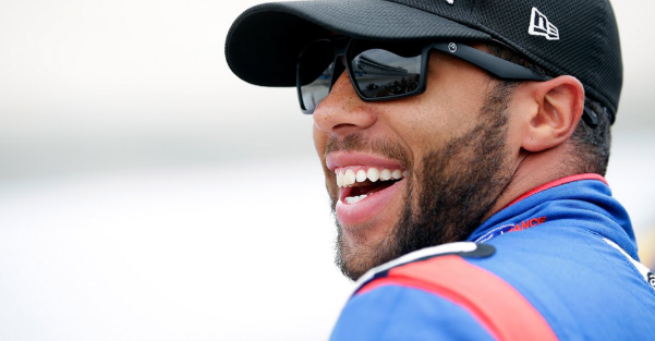 Bubba Wallace tweets his favorite moments of 2017