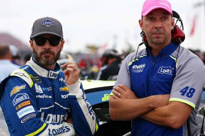 This is why Team Hendrick, Jimmie Johnson, and Chad Knaus are pumped about Daytona