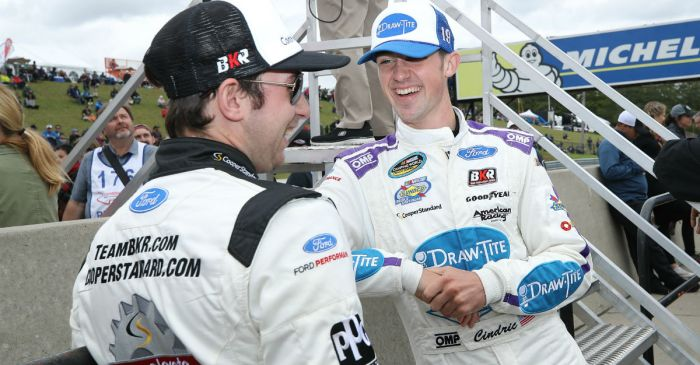 Four young NASCAR drivers are racing in a different series next month