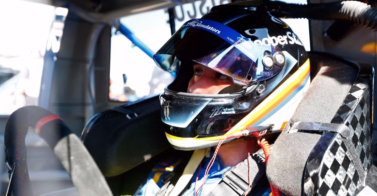 A NASCAR driver is preparing to split time with another racing series