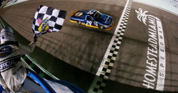 Brad Keselowski racing has a bittersweet ending as it goes out on top
