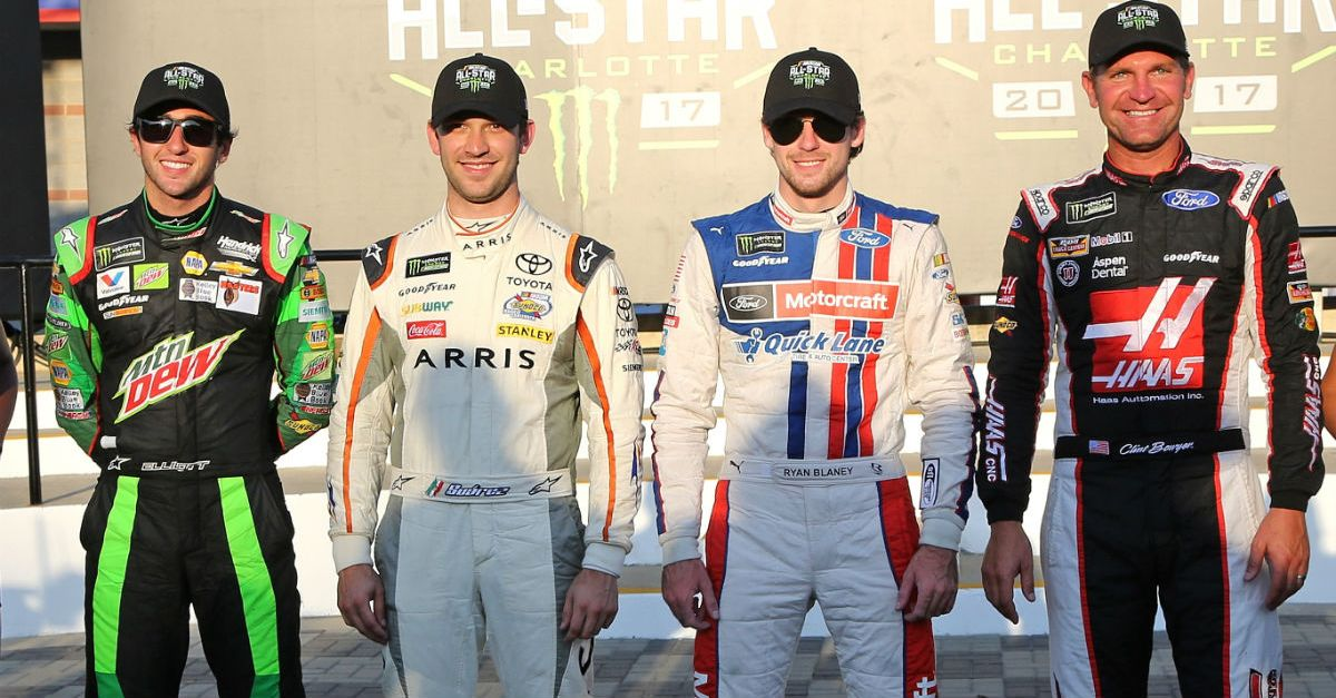 2018 will be the year of the Young Guns, as NASCAR gets an influx of talent