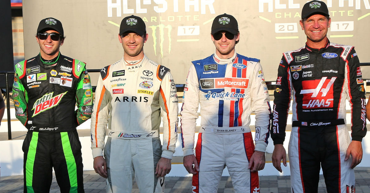 NASCAR bromance kicks into high gear for rising stars