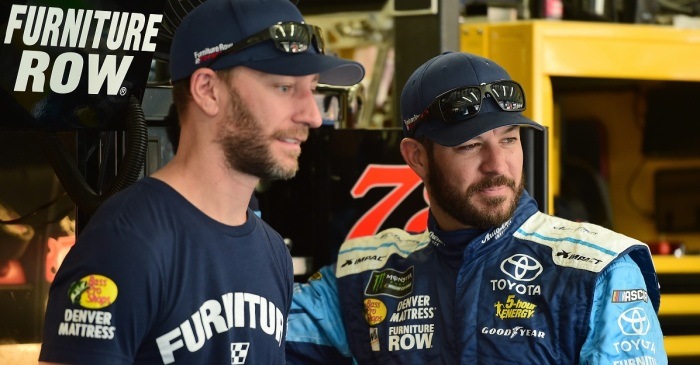 The man who took Furniture Row Racing from oddball to odds-on favorite