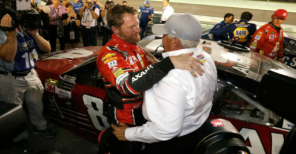 Year in Review: From Dale Jr., to Danica to Truex Jr., it was one hell of a Cup series year