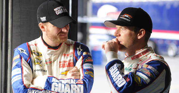NASCAR drivers indicate they'd like to make a big change to the Cup series races