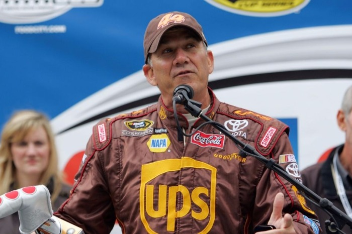 Dale Jarrett thinks we haven't seen the last of a future hall of fame driver