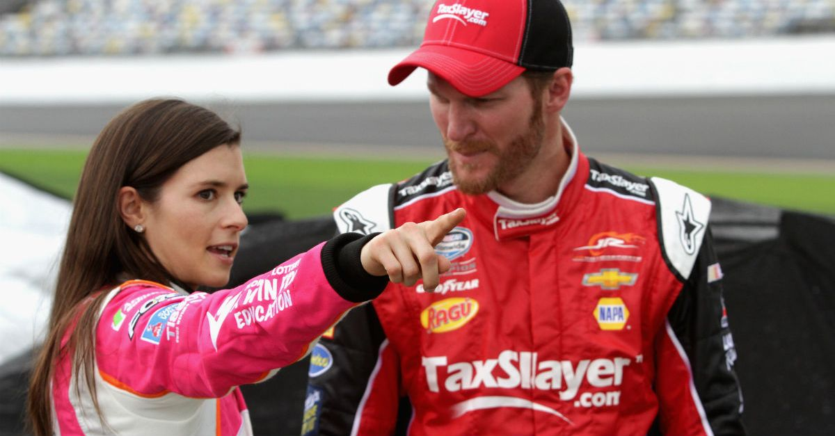 Dale Earnhardt Jr. is getting retirement advice from an unexpected source