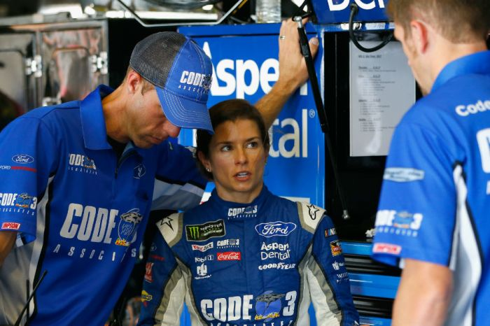 Respected NASCAR analyst says it's highly unlikely Danica Patrick ends up with this team