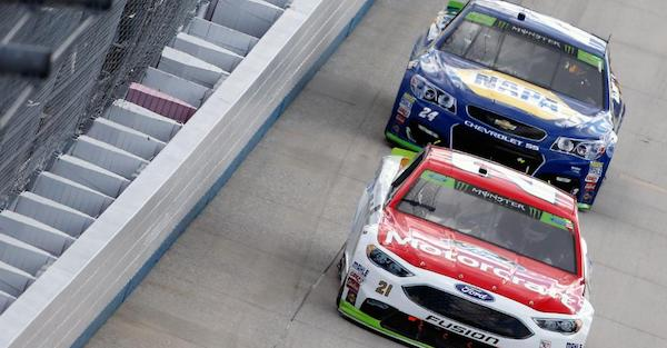 NASCAR's new playoff format has worked out better than their highest expectations