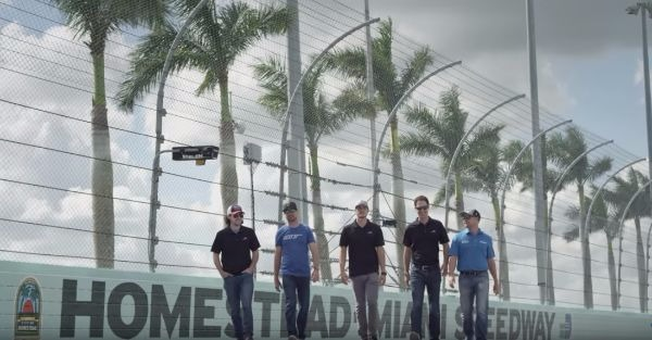This video puts aside rivalries for an awesome Dale Earnhardt Jr. tribute